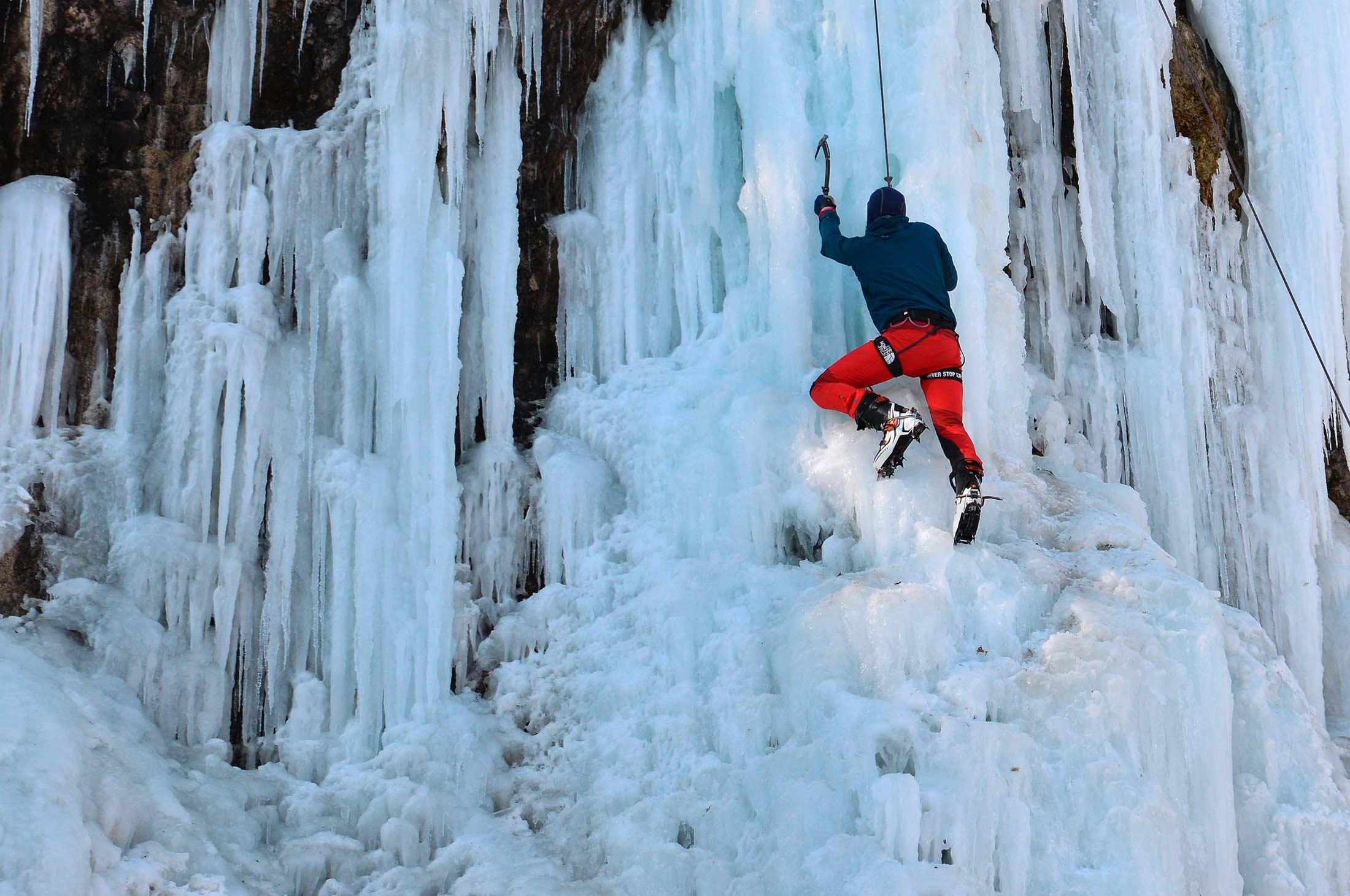 lodospady bieszczady